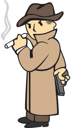Mystery clipart mysterious figure. Man clip art library