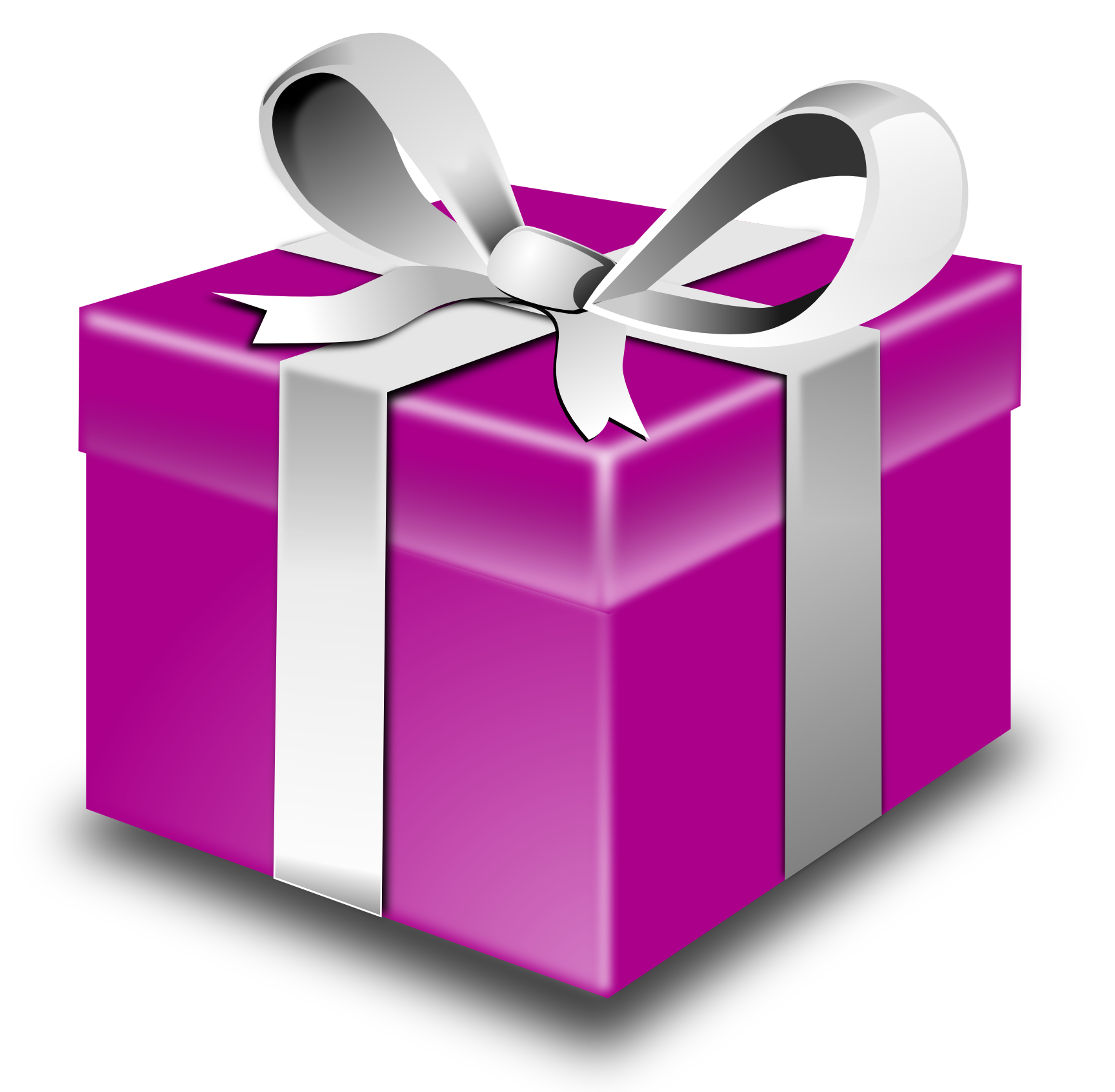 Mystery gift png. Present free download mart