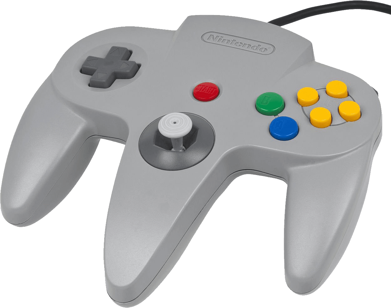 n64 controller png