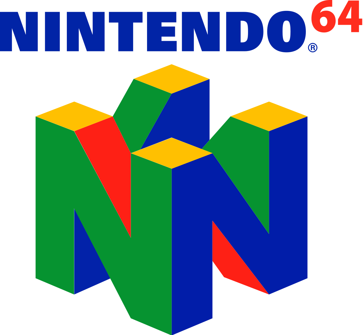 N64 labels png file. Nintendo wikipedia