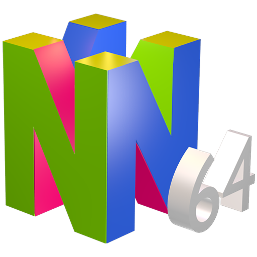 N64 logo png. N by visionsphotography on