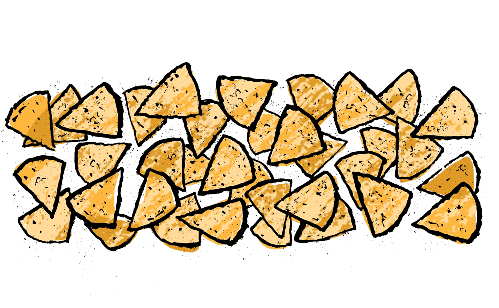 Nacho clipart bite. The perfect nachos a