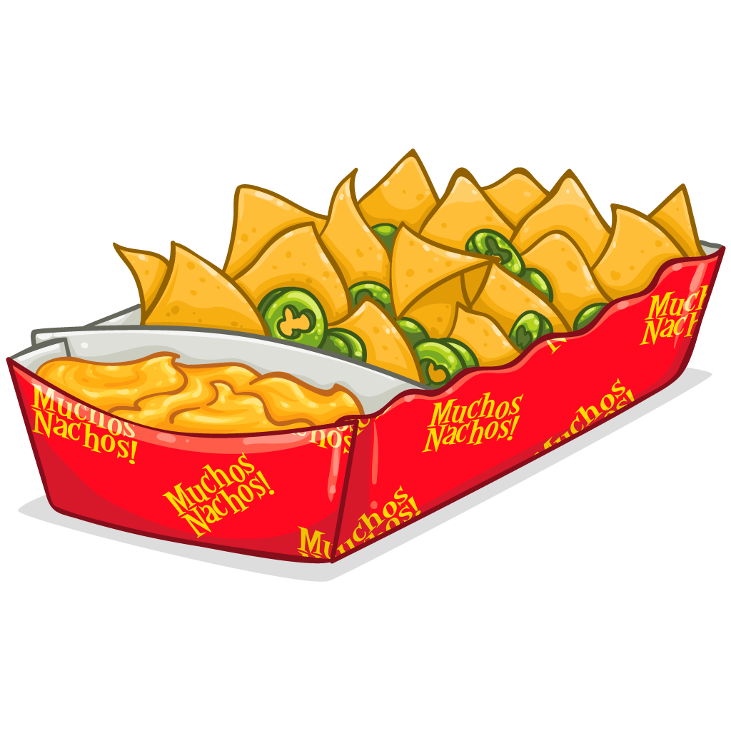 Nachos cartoon png. Collection of clipart