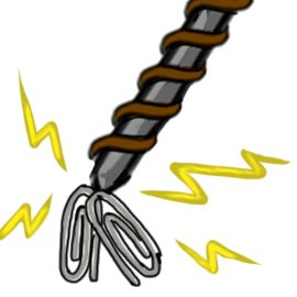 Nail clipart large iron. You will need a