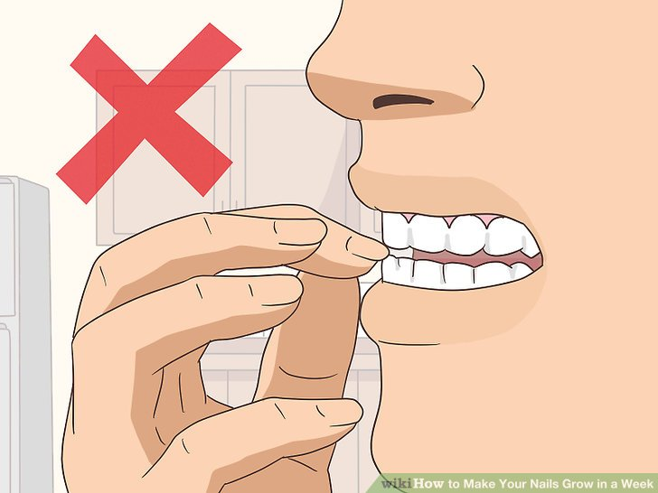 Nails clipart clean habit. Ways to make