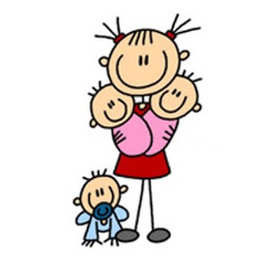 Nanny. Free babysitter cliparts download