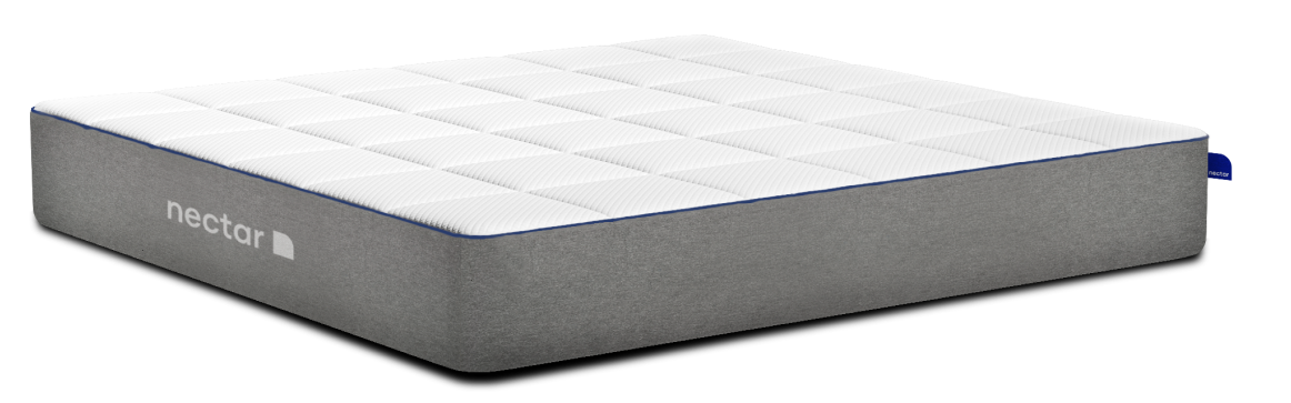 W clip bed. Most comfortable mattress nectar