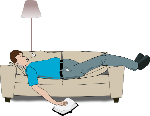 Nap clipart comfortable bed. Free cartoon pictures of