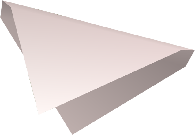 napkin vector folded