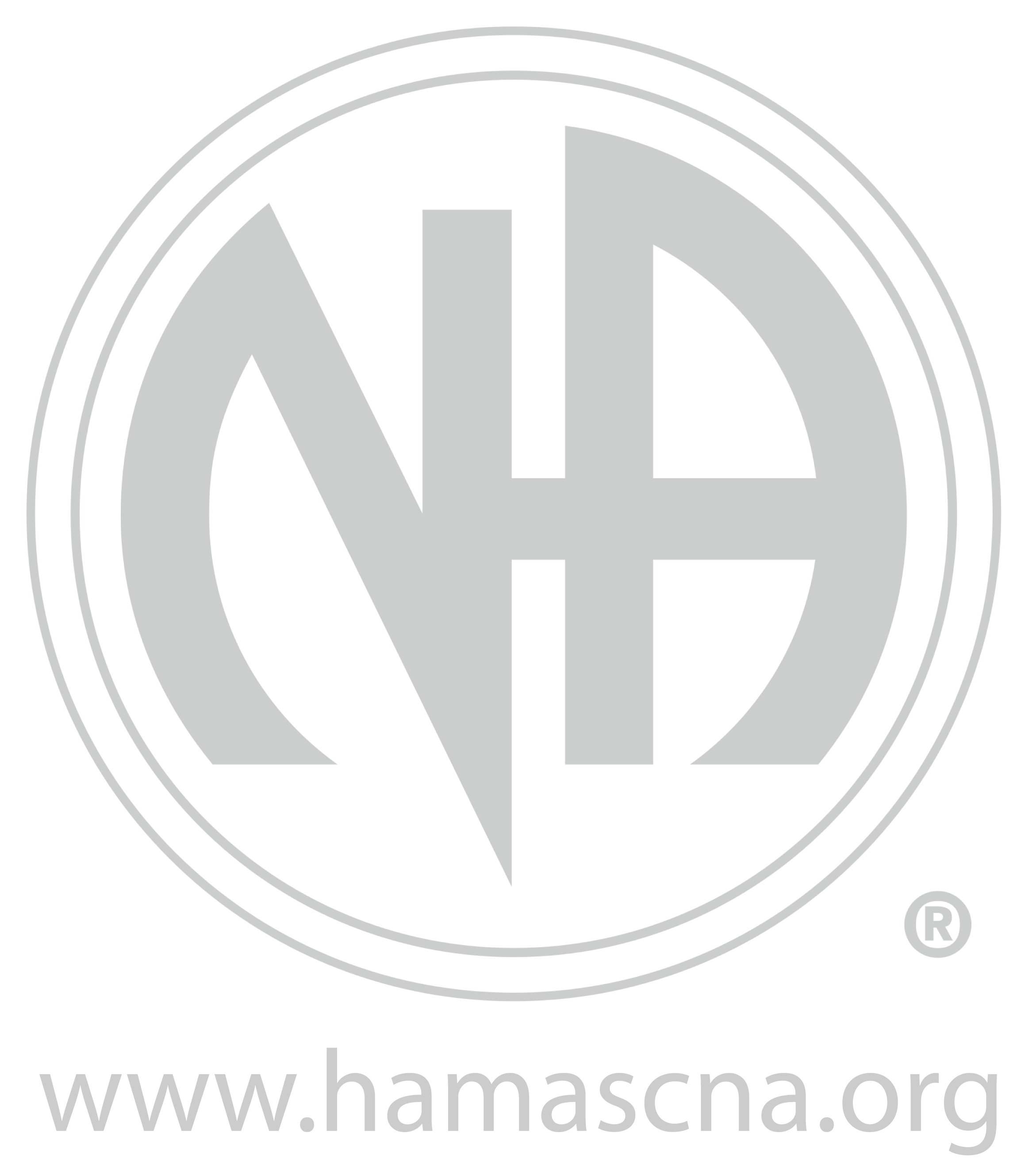Narcotics anonymous symbol png. Hamascna logos nabackground