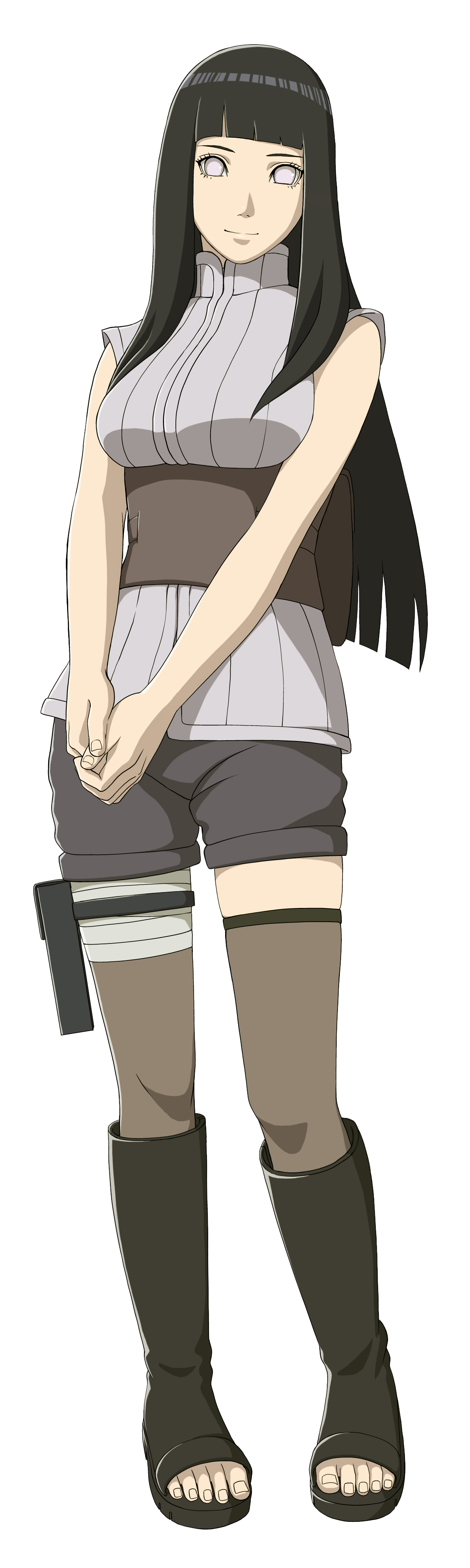 Hinata transparent the last. I will never understand