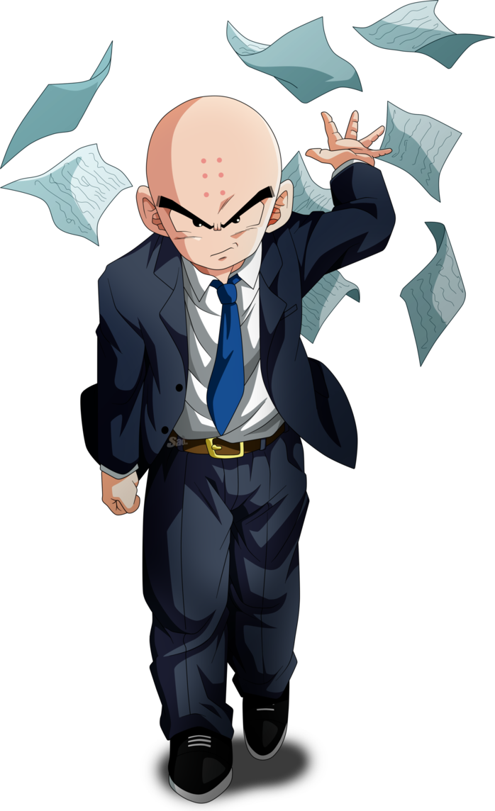 Naruto bape png. Krillin in the work