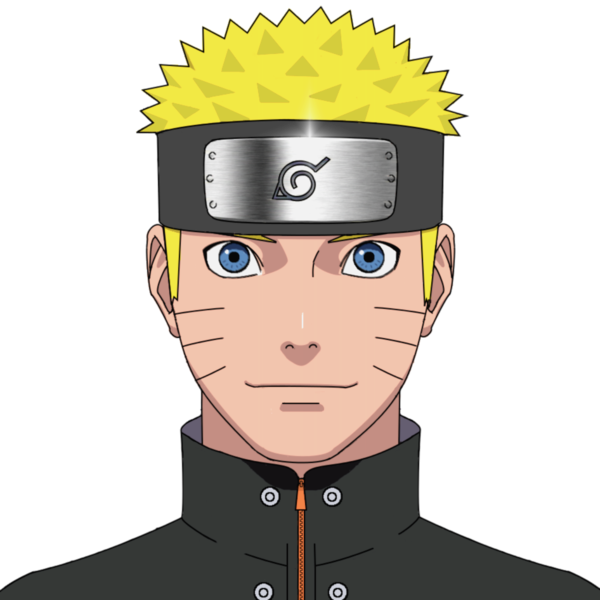 Naruto hair png. Again by theothersophie on