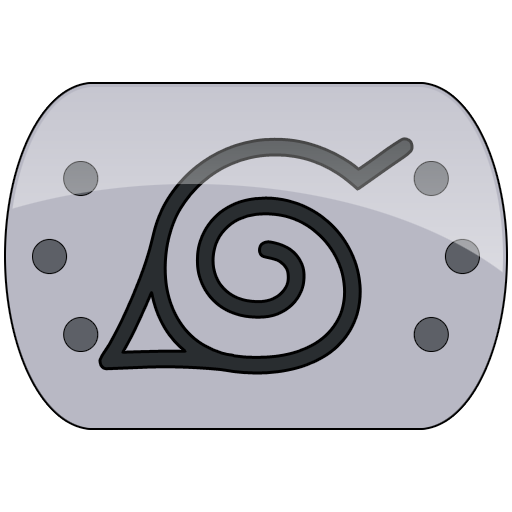 Naruto headband png. Free high quality icon