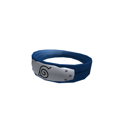 Naruto headbands png. Headband roblox