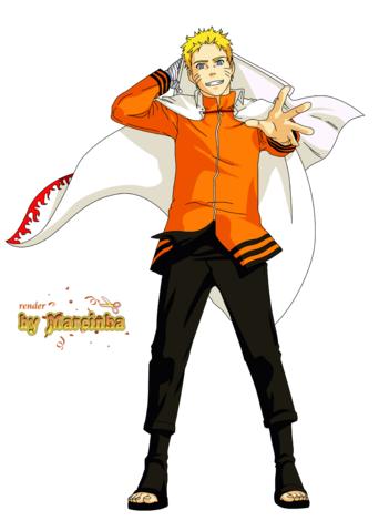Naruto hokage png. Image the last by