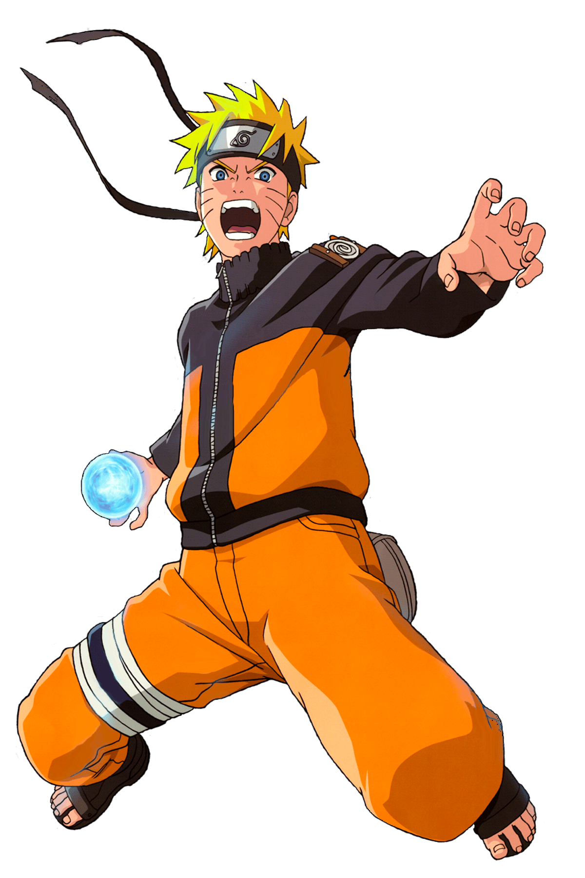 Naruto png images. Throwing ball transparent stickpng