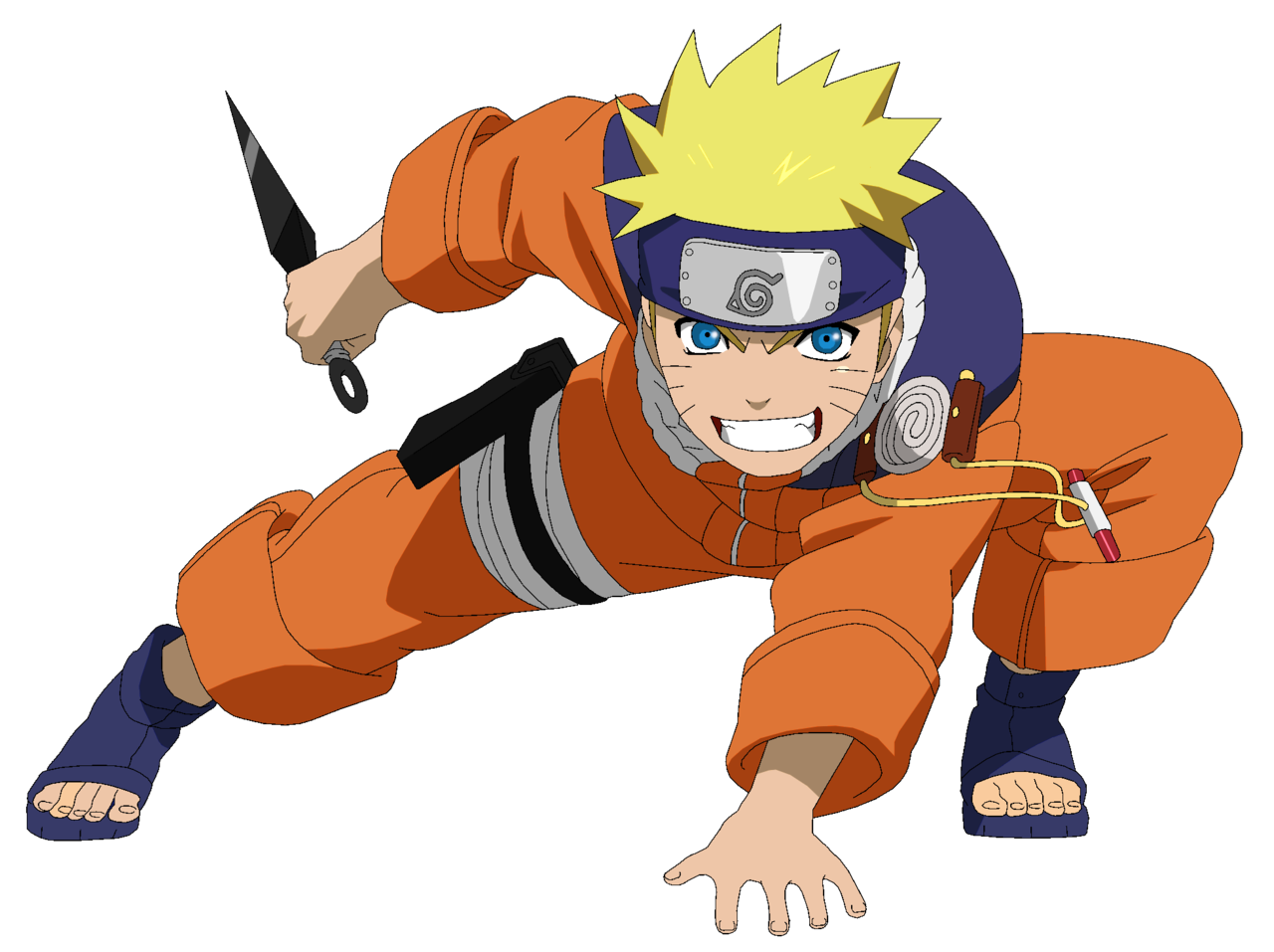 naruto run png
