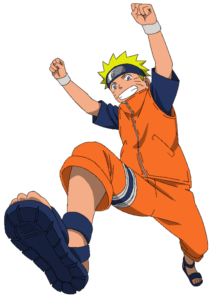 Naruto running png. Pictures images