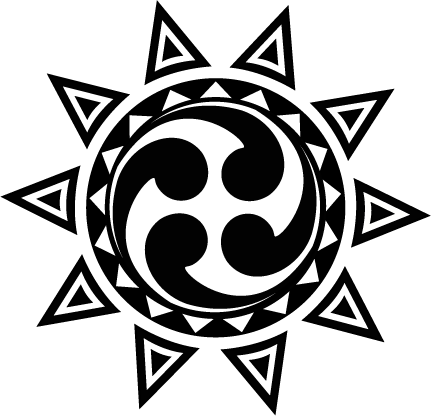 Naruto seal png. Sealing technique weighting palm