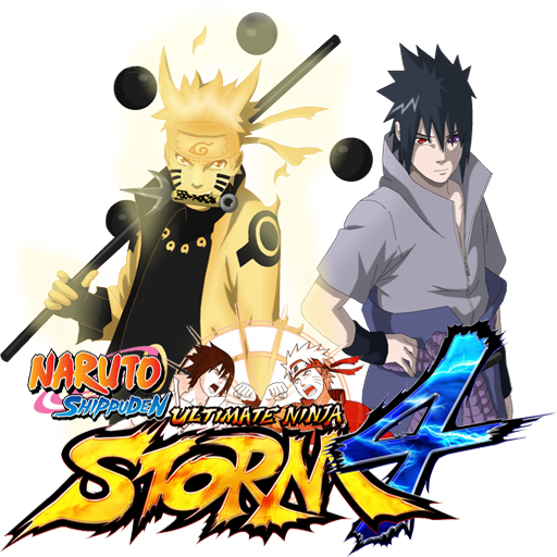 Naruto storm 4 png. Shippuden ultimate ninja by
