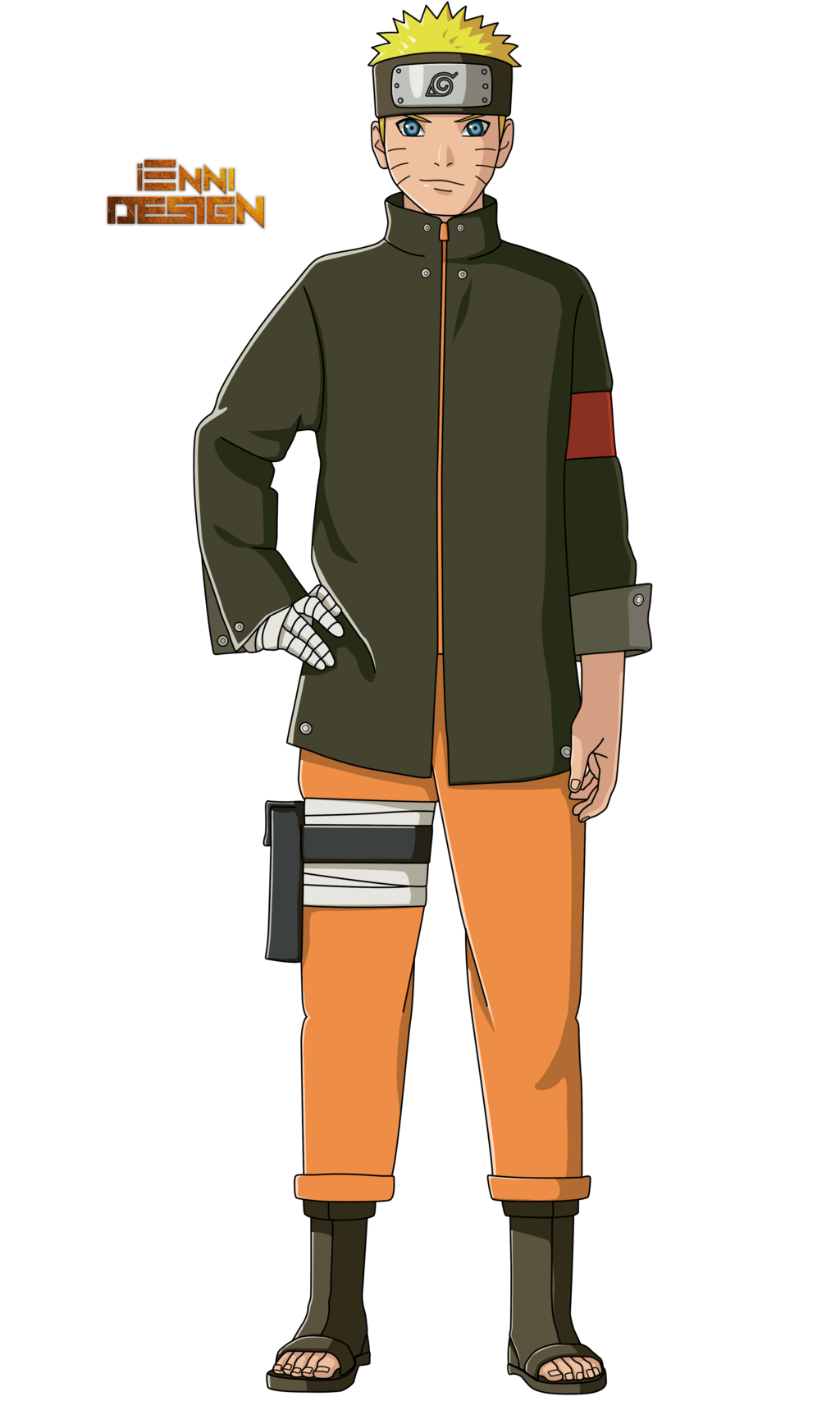 Naruto the last png. Transparent mart