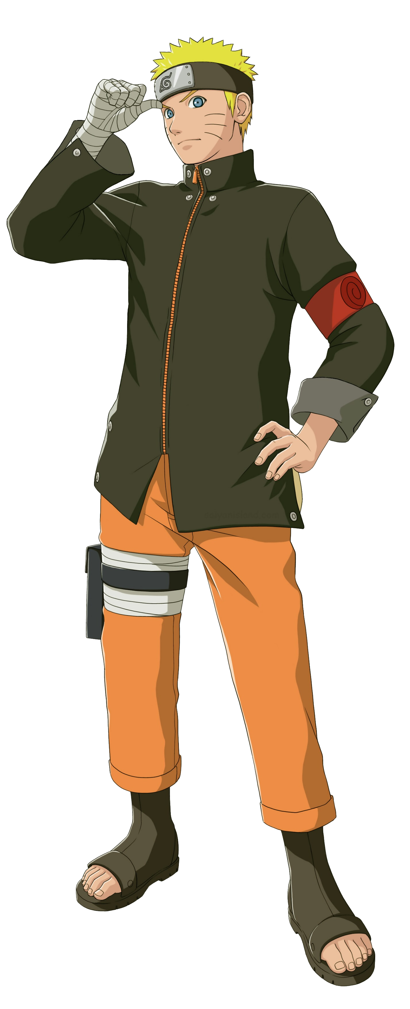 naruto the last png