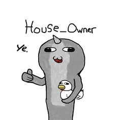 Narwhal clipart house owner ross. Awwww and thundermuffin or