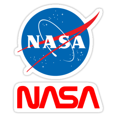 Nasa jpl png. Stickers and t shirts