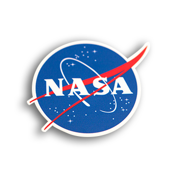 Nasa jpl png. Decal the store