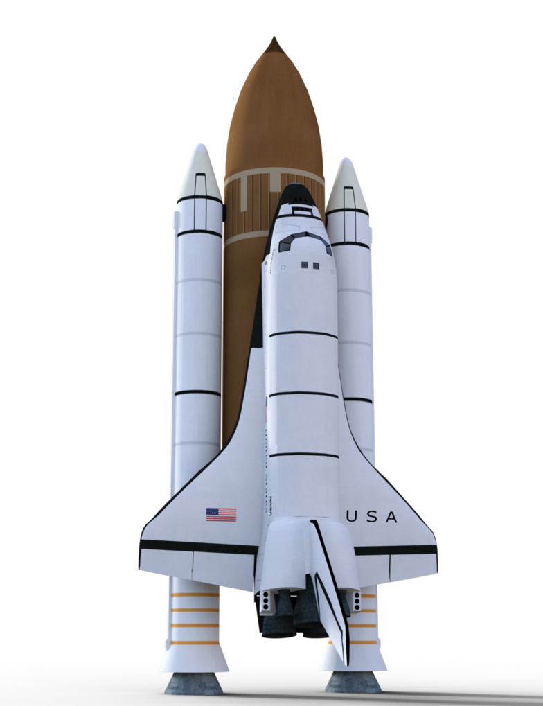 Nasa rocket png. Us entreprise by coolzero