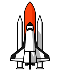 Nasa rocket ship png. Images of space shuttle