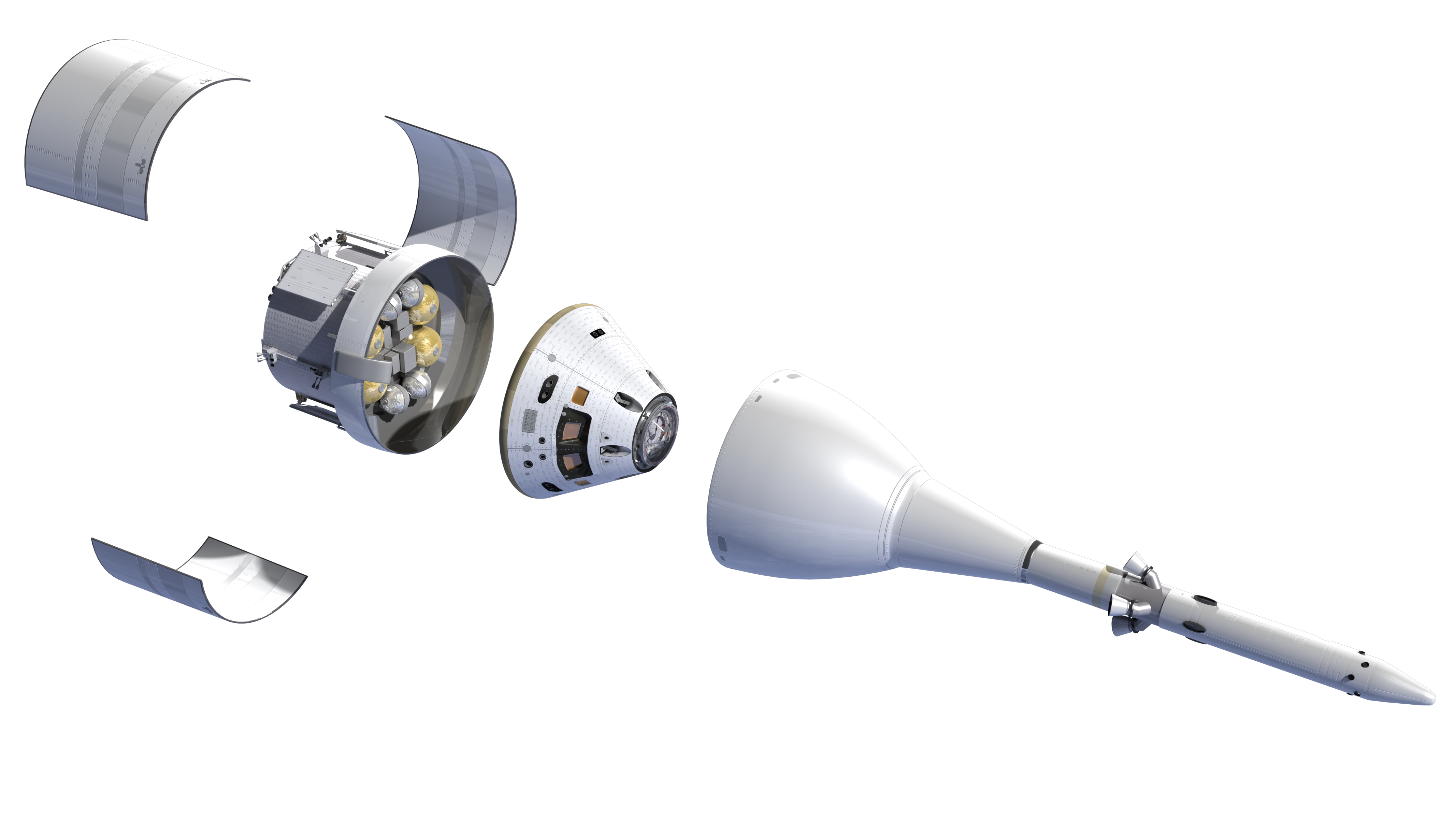 spacecraft drawing concept