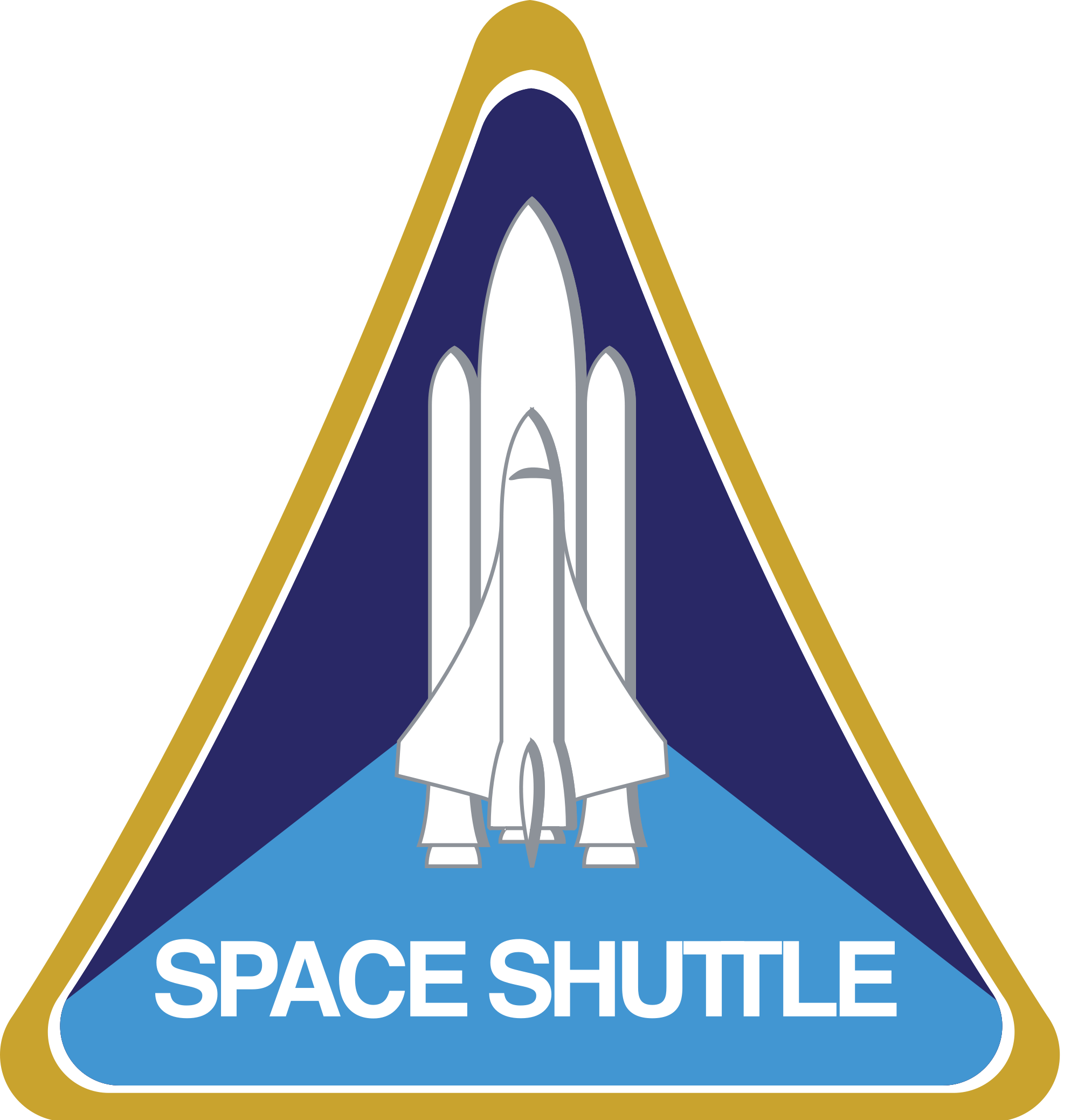 Nasa space shuttle png. File patch svg wikimedia