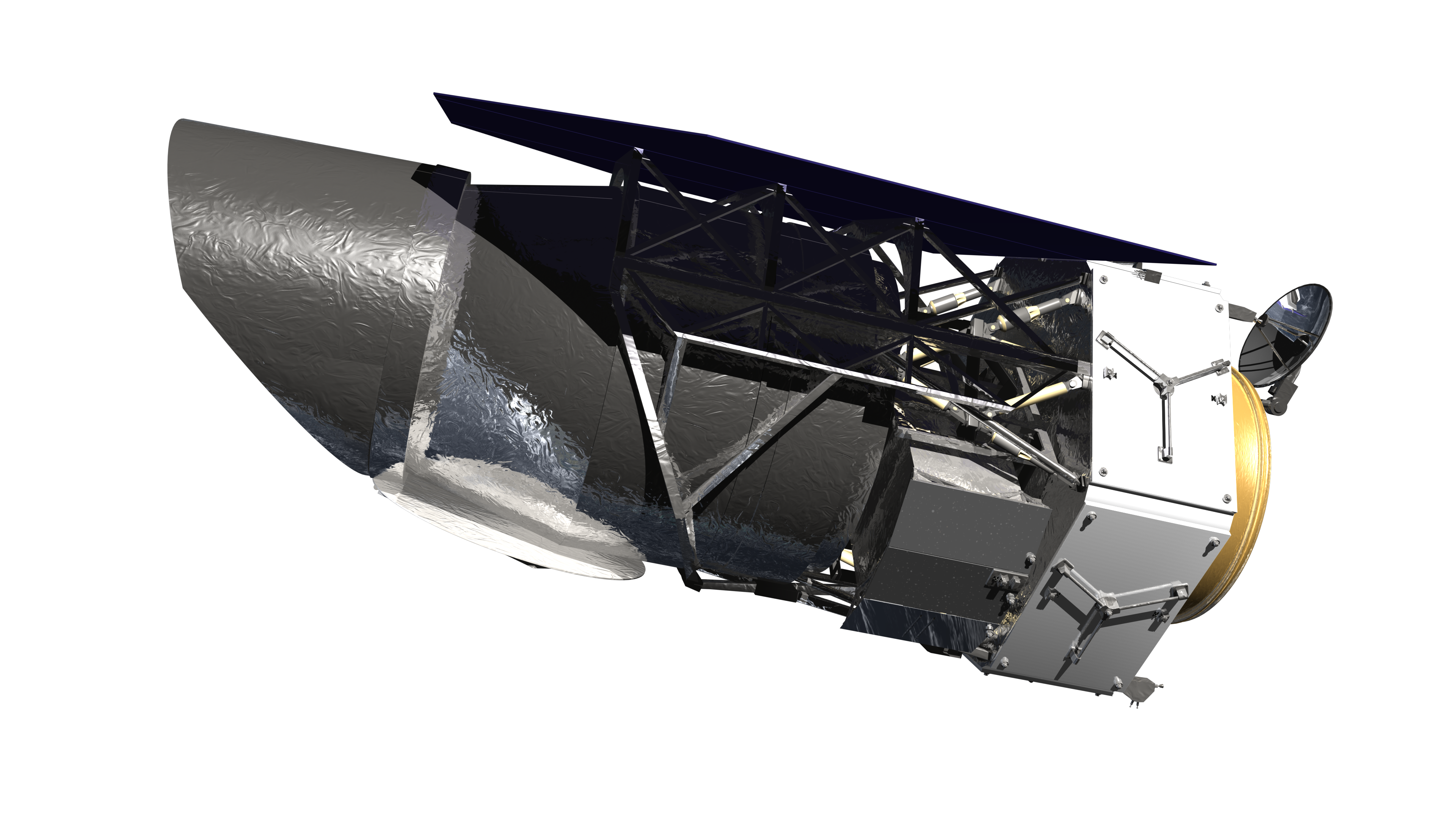 Nasa telescope png. Wide field infrared survey