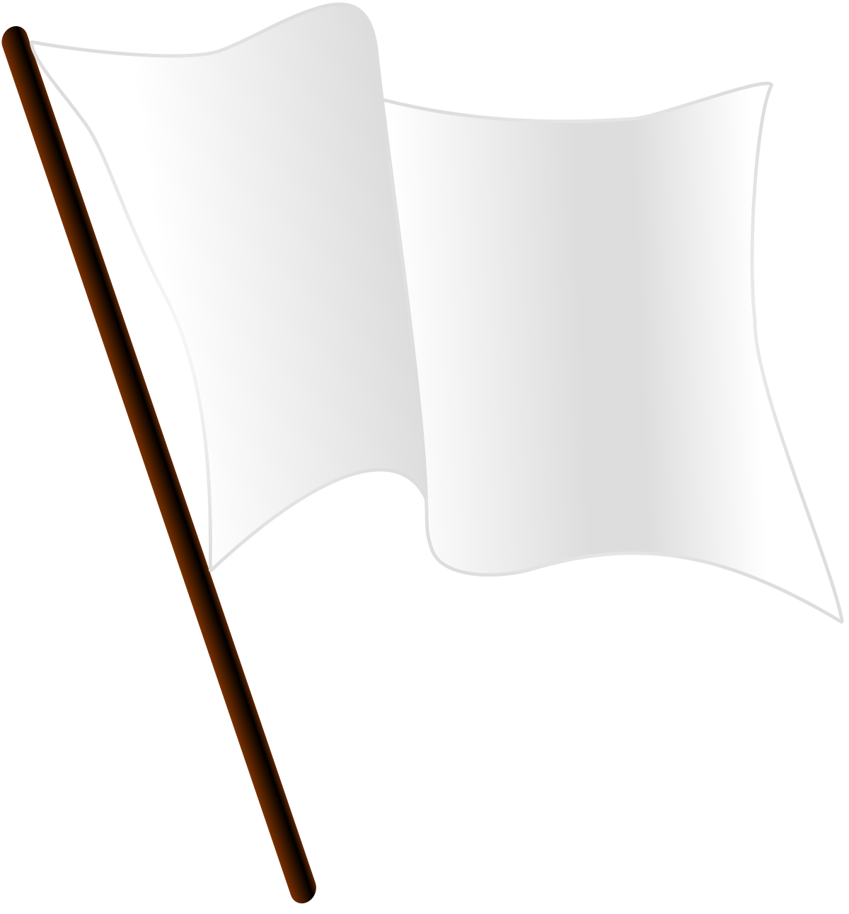 Svg flags gun. White flag wikipedia