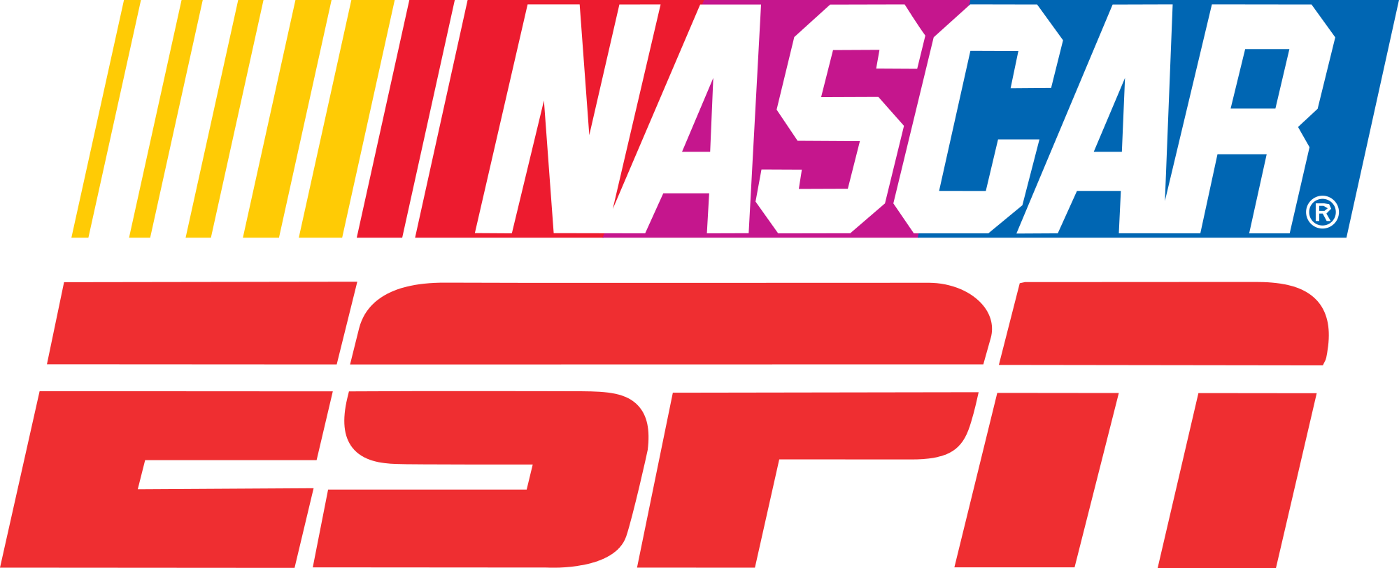 Nascar logo png. File on espn svg