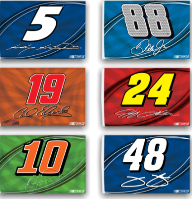 Nascar numbers png. X flags official