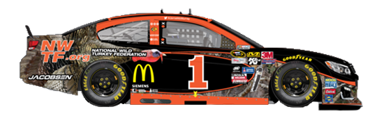 Nascar vector 2016 chevy ss. The no chip ganassi