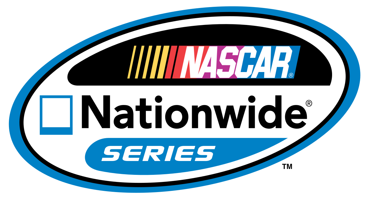 Nascar vector brand. Nationwide series wikipedia