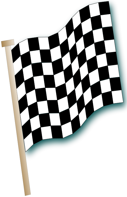 Checkered vector svg. File flags fr wikipedia