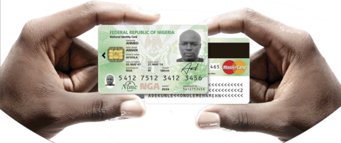 National identification card png. How to check id