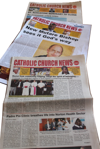 National newspaper png. Zcbc social communications commission