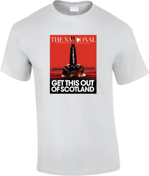 National newspaper png. The t shirt trident