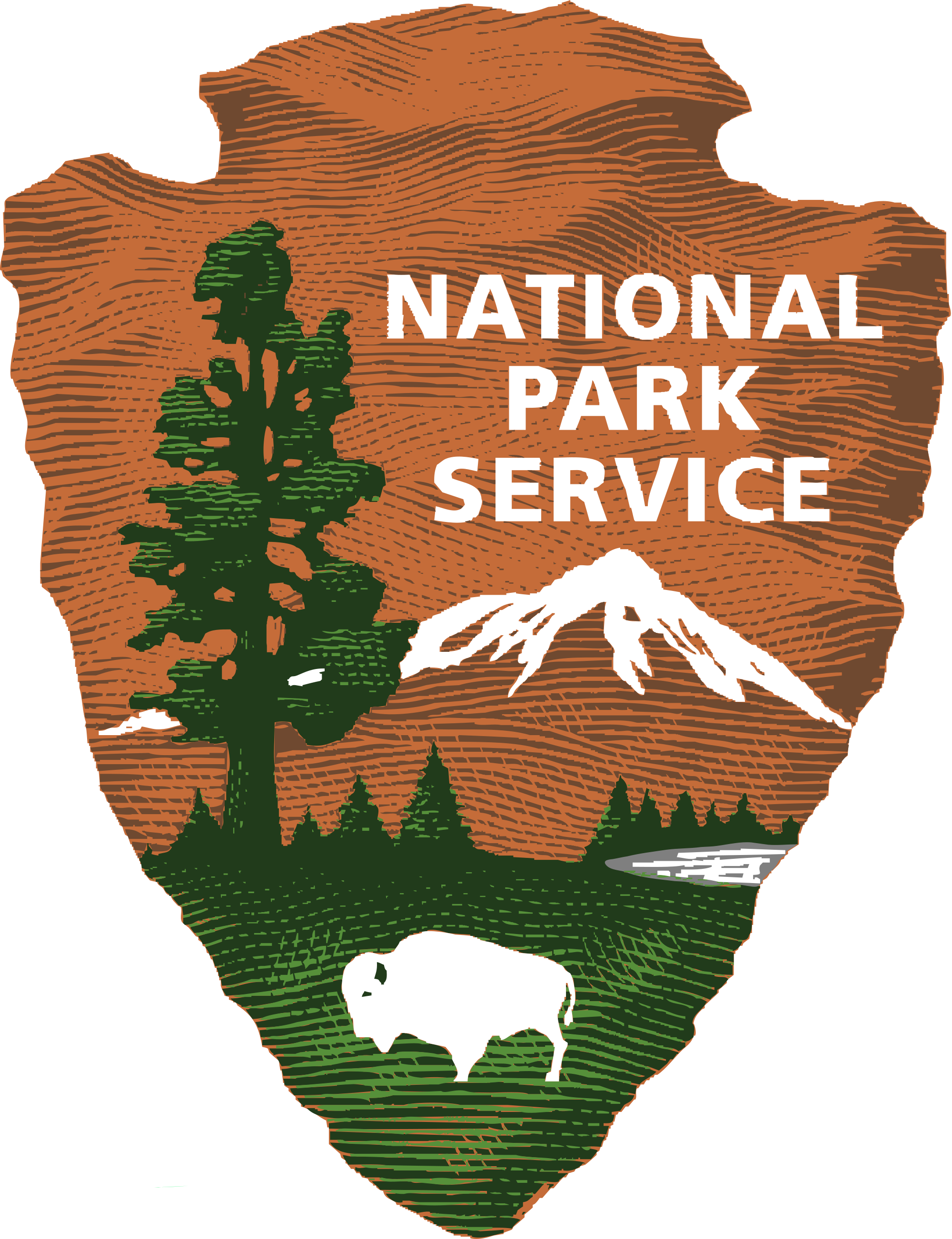 National park service wikipedia. Us vector nation graphic transparent
