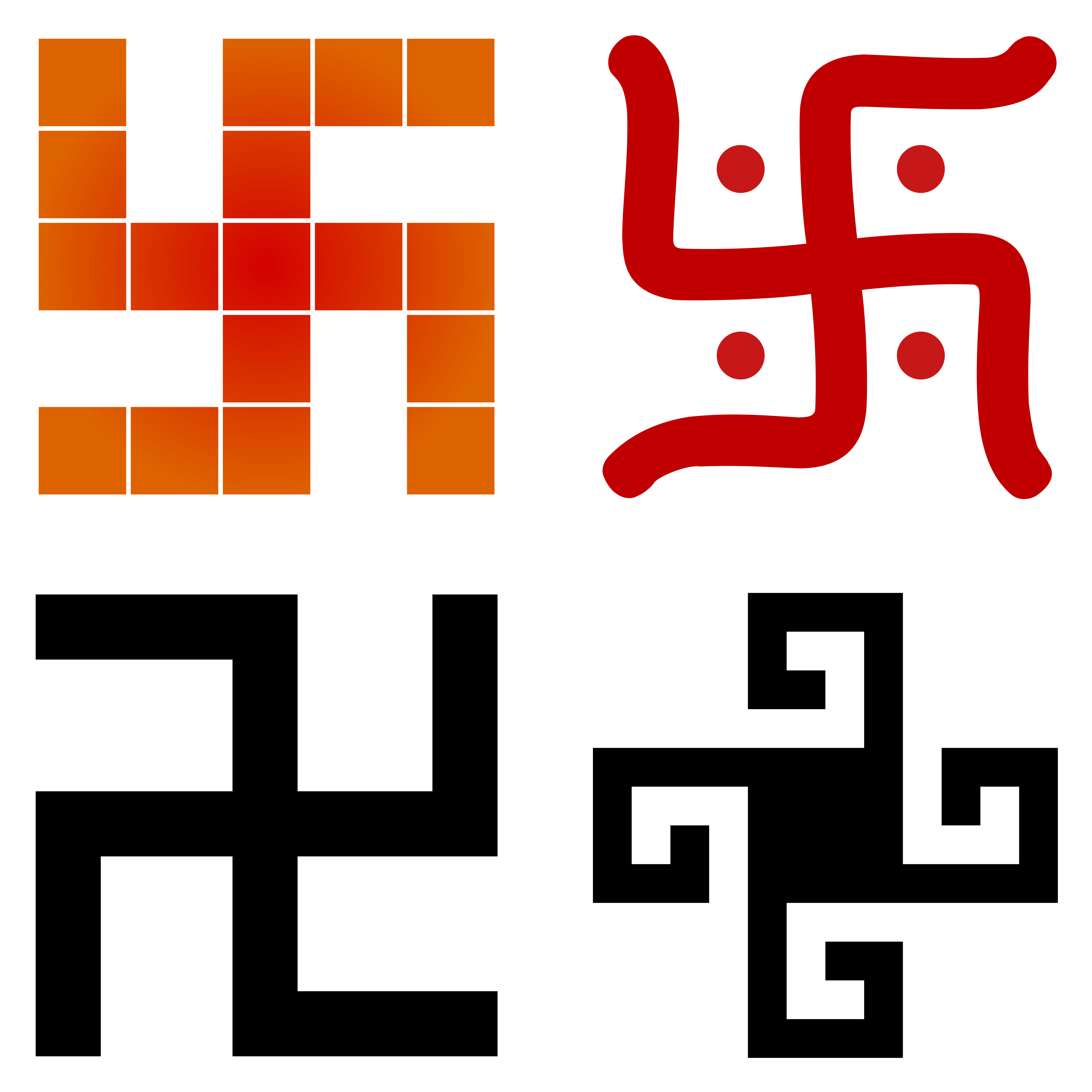 anti swastika png