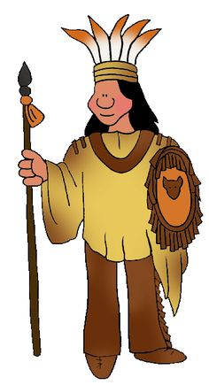 Native american clipart. Free clip art by
