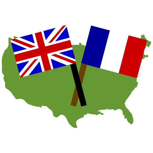 Native american clipart french and indian war. The seven years certell