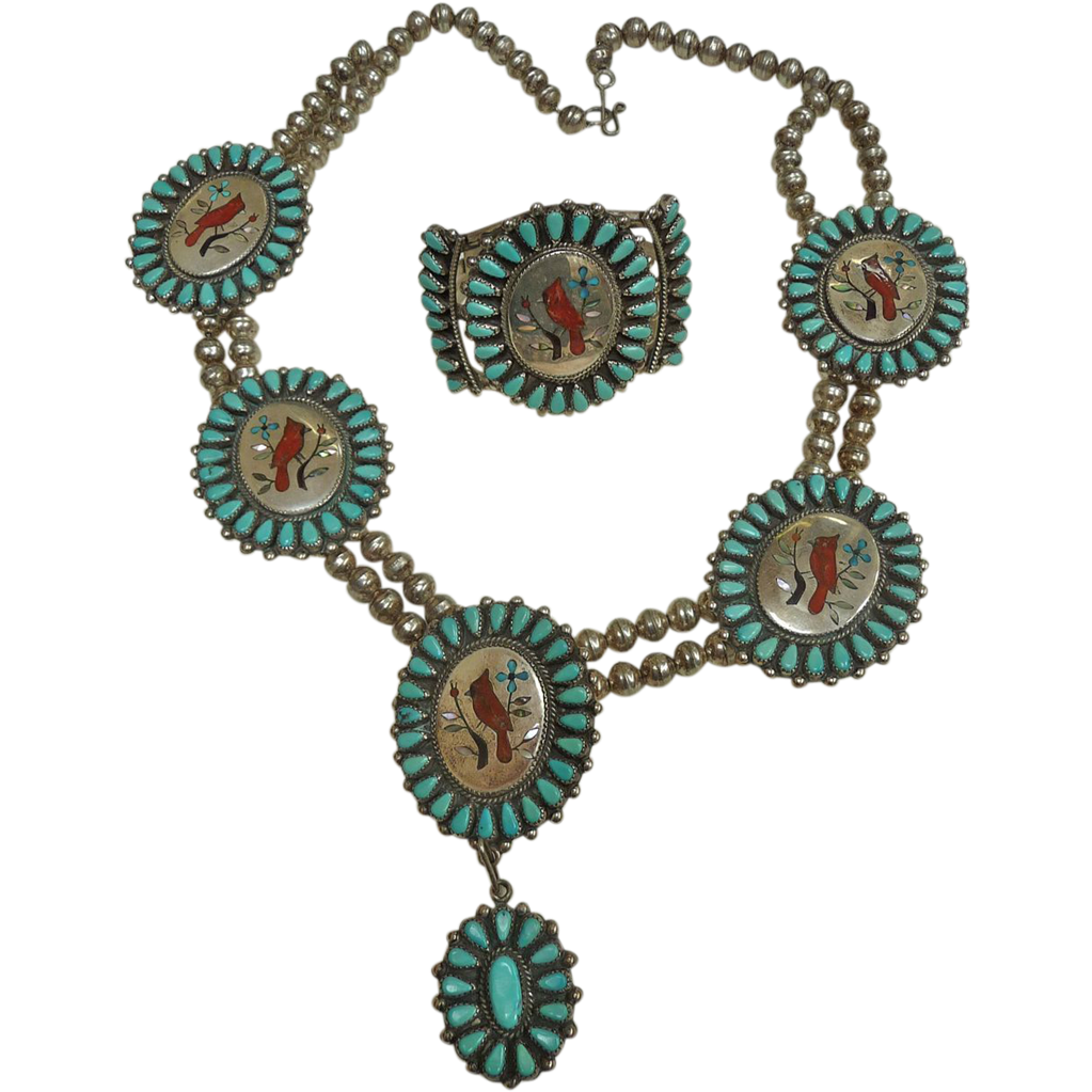 native american necklace png