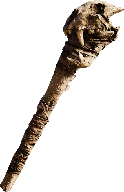Native american spear png. Weapon skull breaker two